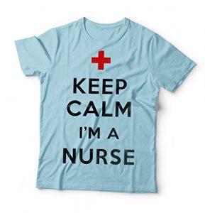 Camiseta Mantenga Calma
