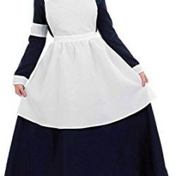 Disfraz enfermera victoriana