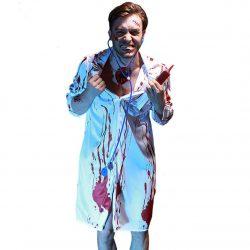 Disfraz enfermero halloween
