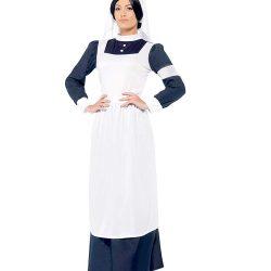 Disfraz Enfermera de guerra