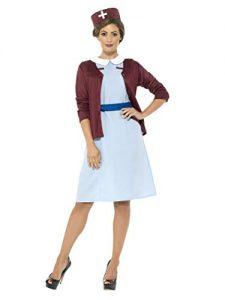 Disfraz Enfermera tradicional