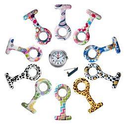 Reloj silicona 10 piezas. Distintos modelos