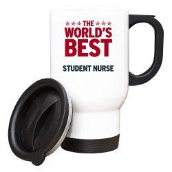 Taza Mejor Estudiante De Enfermeria Del Mundo