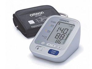 Tensiómetro OMRON M3 de brazo digital con detección del pulso arrítmico