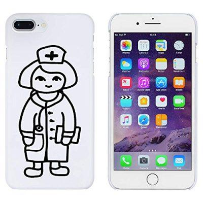 'Enfermera Amistosa' Funda / Carcasa blanca para iPhone 7 Plus