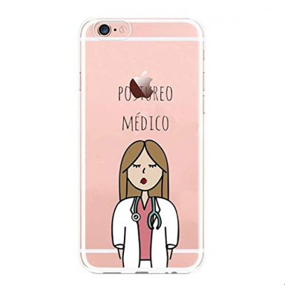 Funda iPhone Postureo Medico