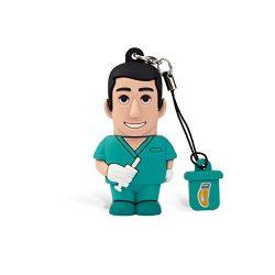 USB 8GB Profesional Enfermero Hombre